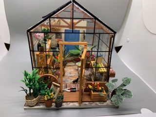 greenhouse kit from Amazon