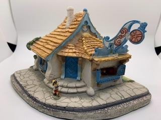 Olszewski's miniature Gepetto's Toy Shop