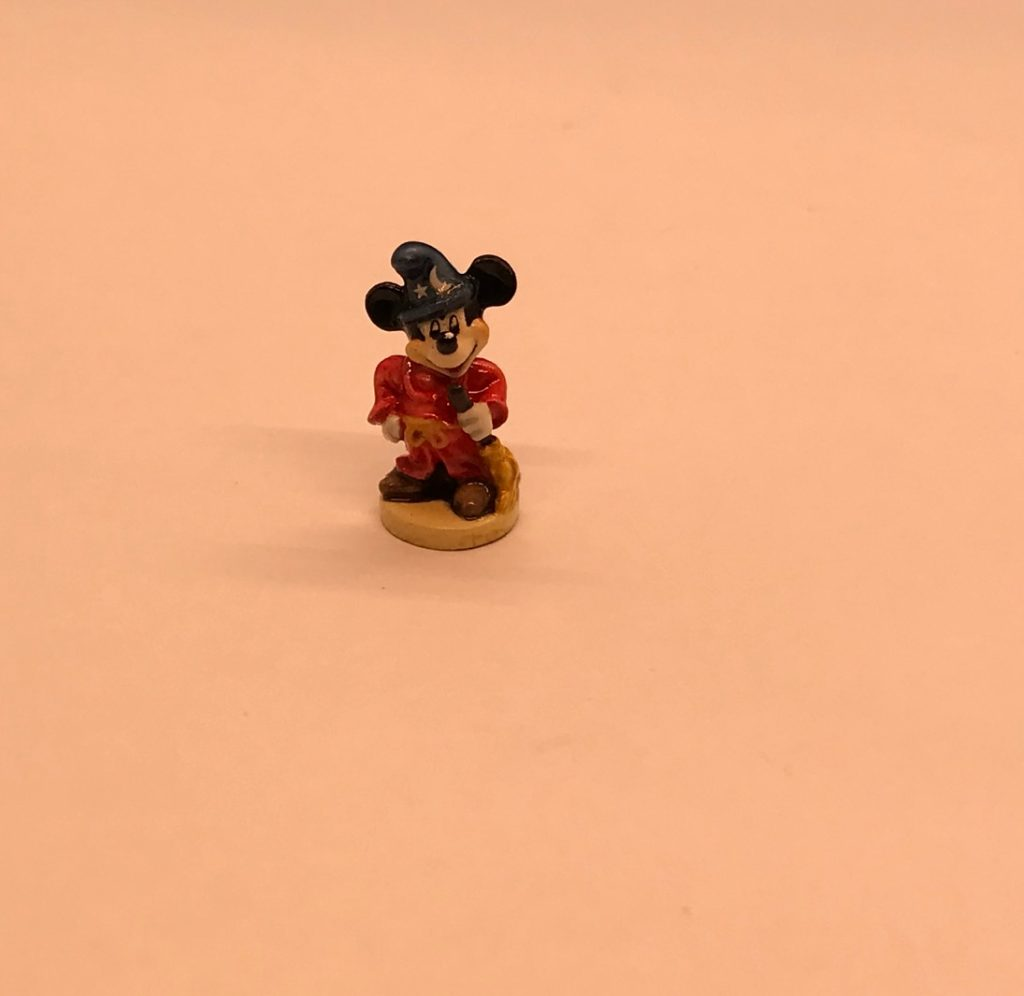 Mickey Mouse miniature by Olszewski