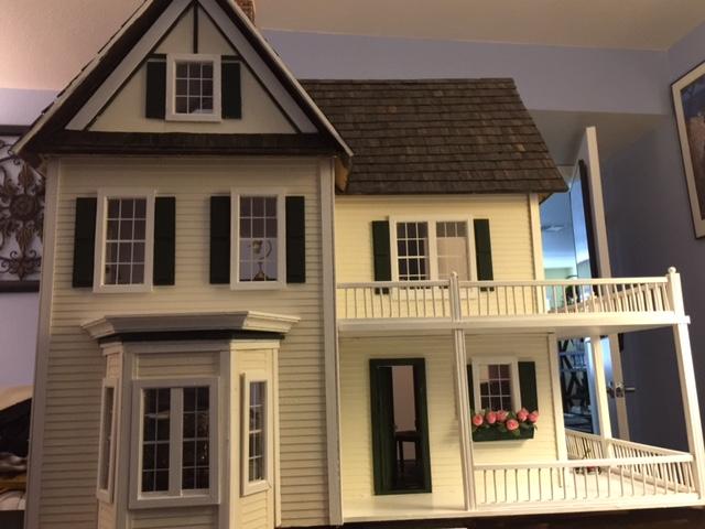 Dollhouse where Maria resided