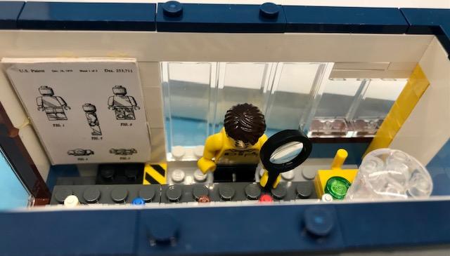 Lego factory tech