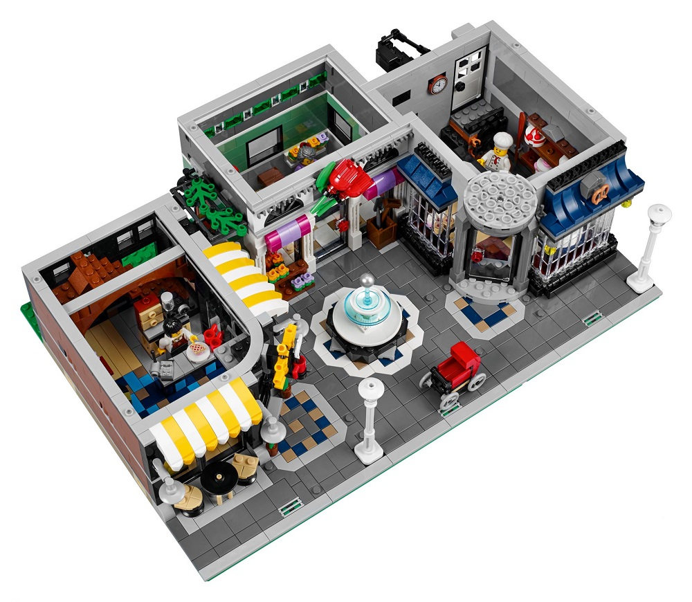 bottom level of Assembly Square
