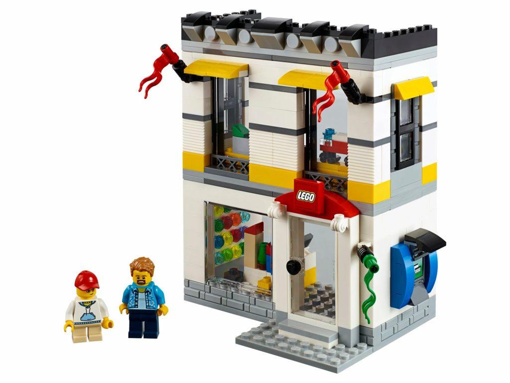 Lego Store original front view