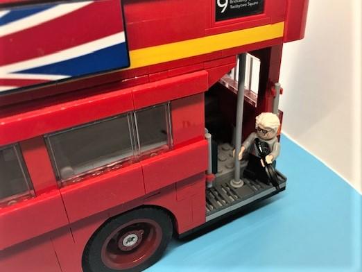 lego london bus minifigure