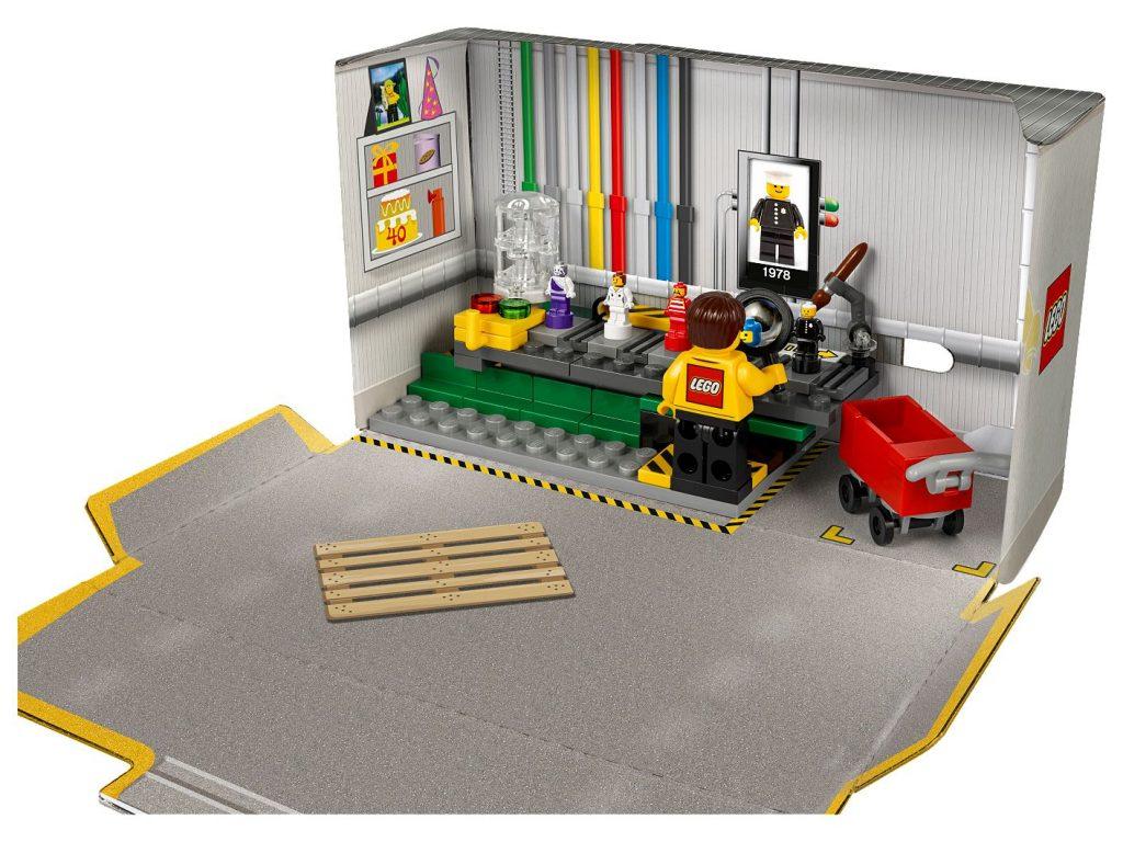 Lego original minifig factory kit