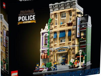 Lego police kit