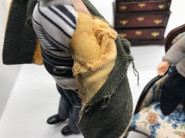 male doll poor craftsmanship