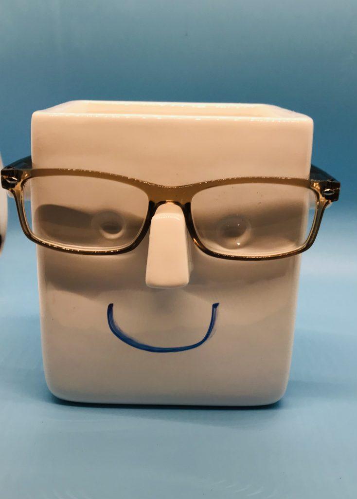 Face planter smiling