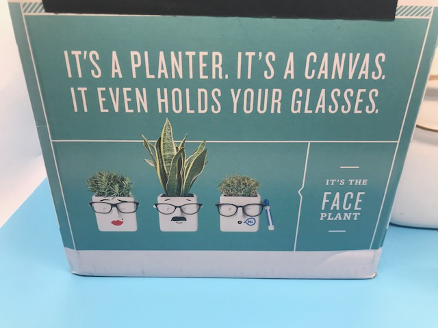 Face Plant box
