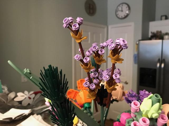 Lego Lavender